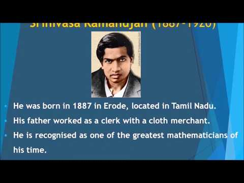 Final Video on Great Indian Mathematician