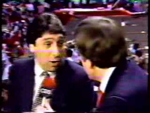 1983 NC State Wolfpack Final Four