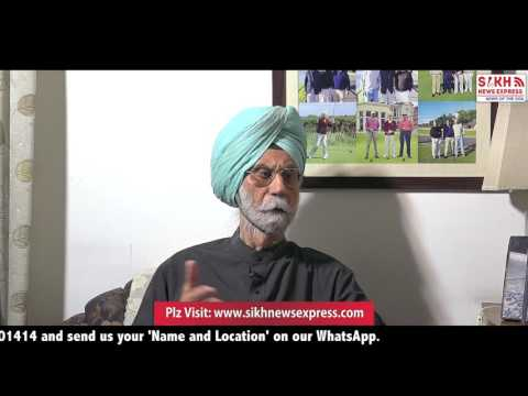 Operation Blue Star could have been avoided | Retd Lt Gen KS Gill | PART 1 | SNE