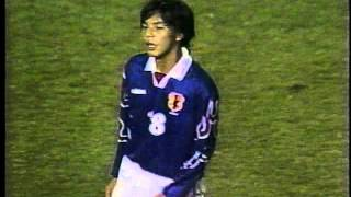 日本vsカザフスタン '98W杯アジア最終予選 国立競技場 thumbnail