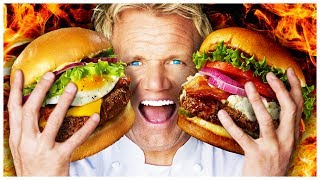 TOP 10 GORDON RAMSAY BURGER MOMENTS
