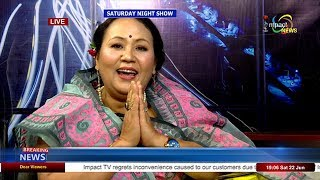 KEBOLA & RUHIKANTA FROM KEBOLA GI MANIPURI CHAKHUM On Manung Hutna 22 June 2019