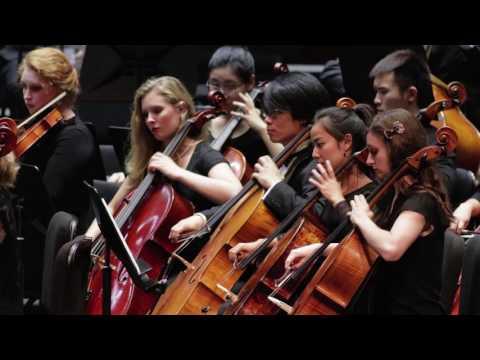 TCU School of Music at Bass Hall   The Music of John Corigliano   Promenade Overture