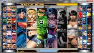 DC vs Marvel vs Capcom vs Snk