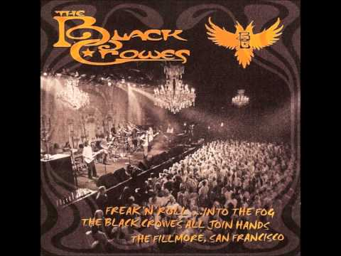 Black Crowes   My Morning Song Live