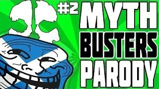 COD Ghosts - Mythbusters PARODY #2  (Funny Myths In Call Of Duty Ghosts)