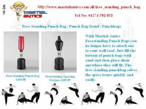 Free Standing Punch Bag | Punchbag | Punch Bag Stand | Boxing Punch Bag