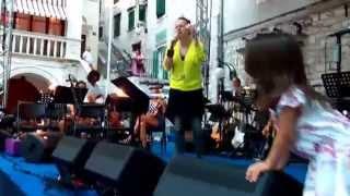 MUSIC PUB ZLATKA TURKALJA// Renata Sabljak i princeza Baučić