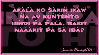 Di KA NAMAN DATiNG GANYAN BY: JUAN THUGS,SPYKER ONE & KAWAYAN [ LYRiCS ] ( JE BEATS )
