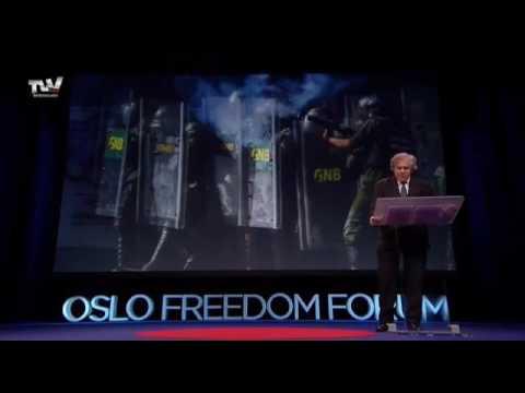 Oslo Freedom Forum Vzla by Luis Almagro