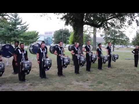 Academy 2016 warmup in the lot by Darryle Moore II