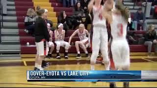 Prep basketball highlights and scores across Northern Iowa and Southern Minnesota