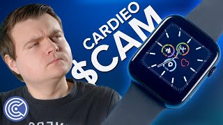 Cardieo Smartwatch is a SCAM! (Here's Why) - Krazy Ken's Tech Talk