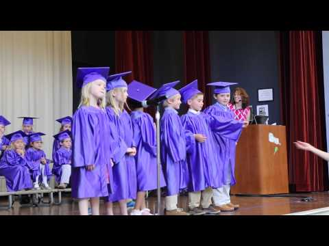 2015 Atlanta Speech School Kenan Kindergarten Graduation