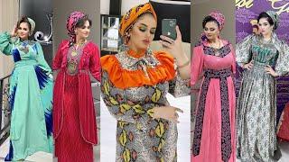 Turkmen moda koynek fasonlary 2021 / turkmen women dresses / fasonlar 2021