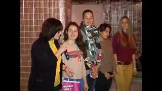 Открытие Центра молодежного общения «Позитивный Павлоград»