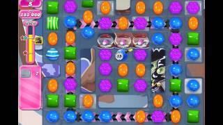 Candy Crush Saga Level 1467 NEW 20 MOVES