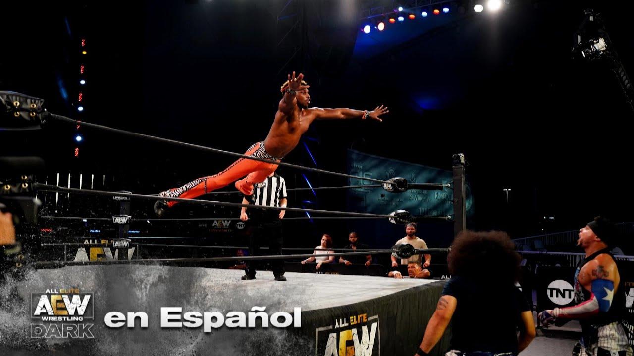 SCU vs Santana & Ortiz vs Private Party | AEW Dark en Espanol 7/28/20