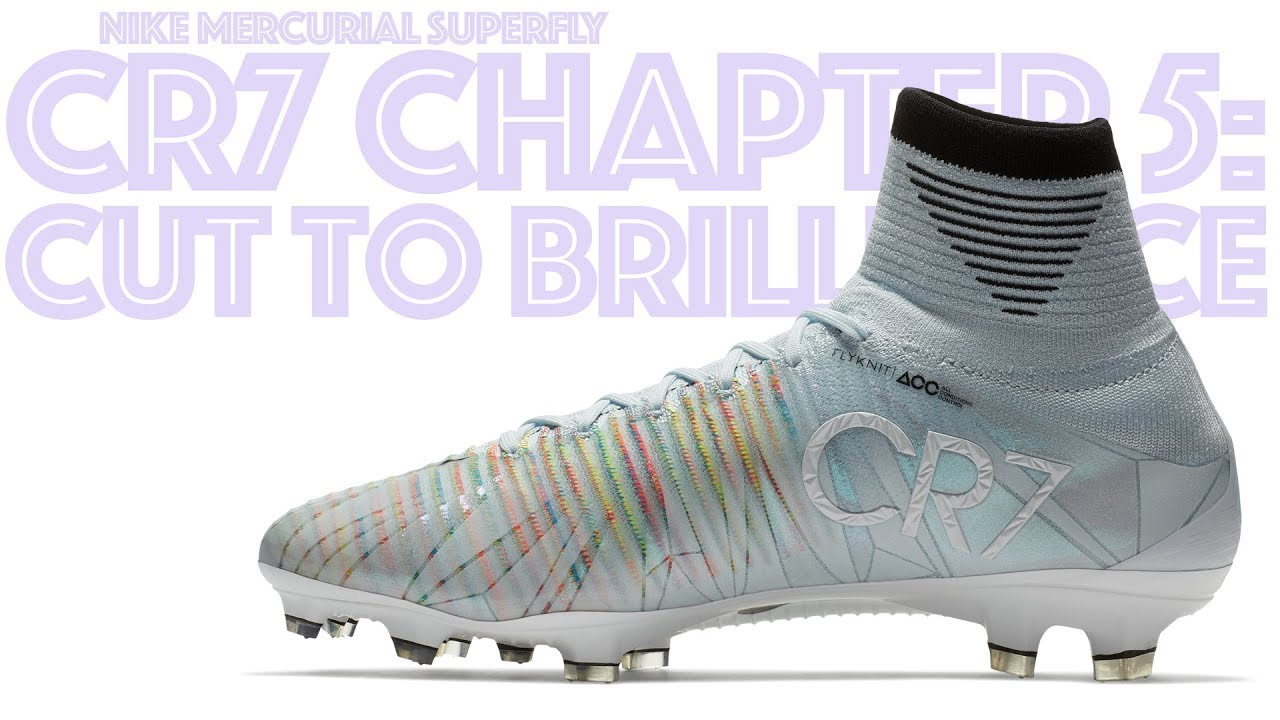Nike Mercurial Superfly CR7 Chapter 5  Cut to Brilliance - YouTube fb8247bd3372e