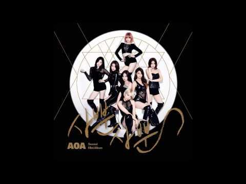 AOA '사뿐사뿐'   Like A Cat Full Audio
