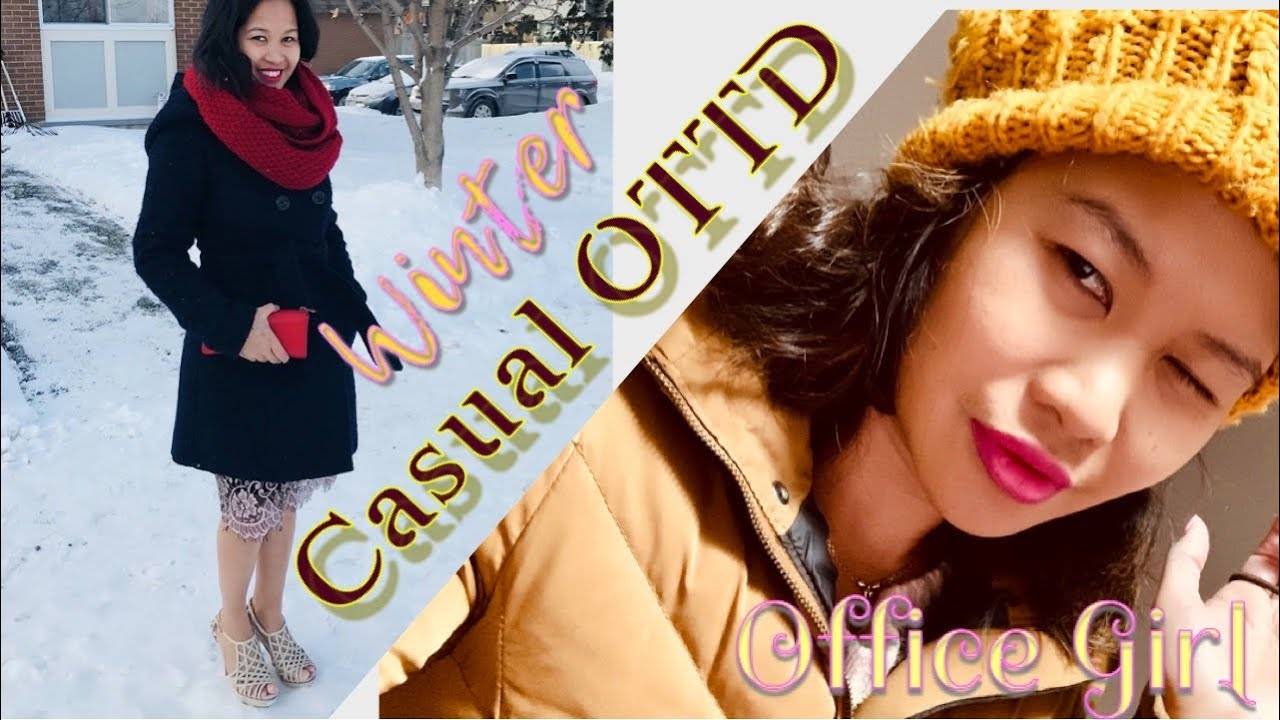 [VIDEO] - Petite  Casual Winter Outfit Ideas | OTTD 2