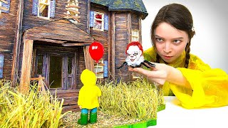 Miniature House From The «It» Movie That Is Terrifying 🤡 🏚 😱