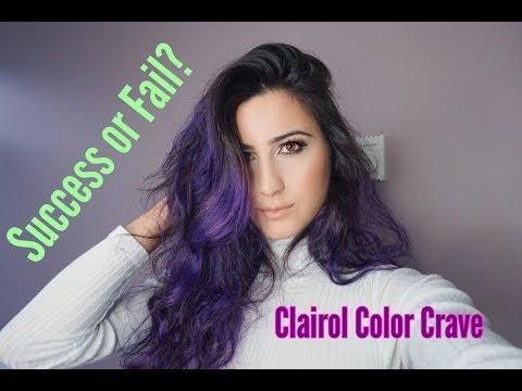 CLAIROL COLOR CRAVE REVIEW | Viola Fashion