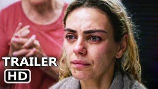 FOUR GOOD DAYS Official Trailer (2021) Mila Kunis, Glenn Close, Drama Movie HD