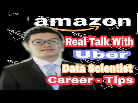 Real Talk with Uber Data Scientist | senior data scientist new york salary | Data science podcast