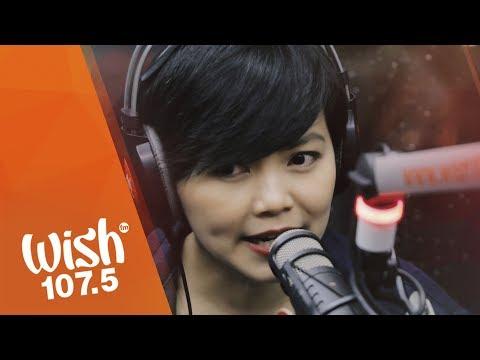 """Acel performs """"Pambihirang Pagkakataon"""" LIVE on Wish 107.5 Bus"""