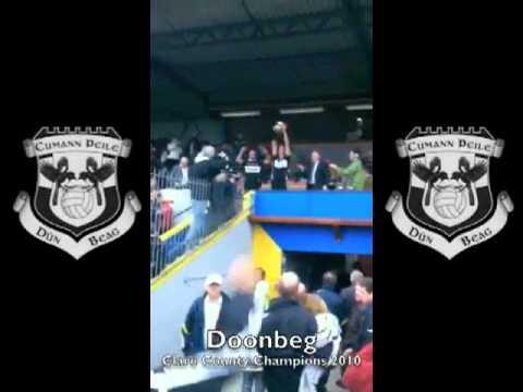 Doonbeg  - Clare County Champions 2010