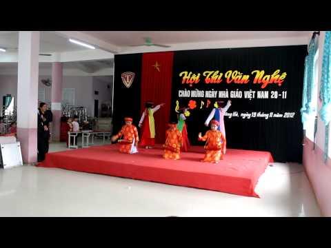 Lop 6A Trung Vuong Quang Tri 20 thang 11