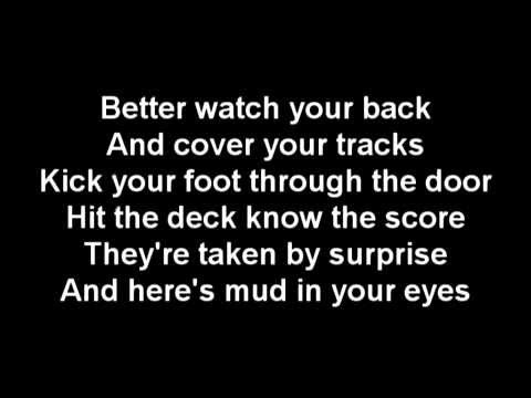 ACDC-War Machine-lyrics