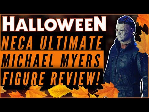 Halloween 2018: NECA Ultimate Michael Myers Review!