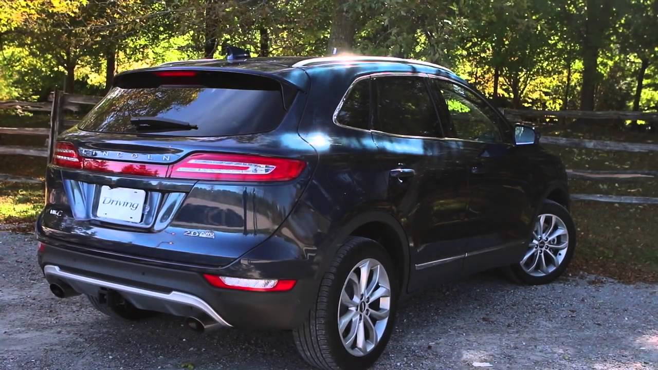 Lincoln Mkc 2016 Review You