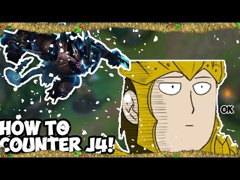 How To Counter: Jarvan IV