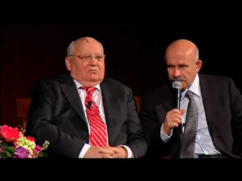 Mikhail Gorbachev: thoughts on the Berlin Wall