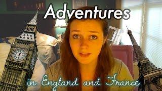 I Love English Boys! (Adventures In England & France)