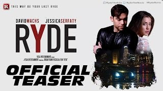 Ryde movie - official teaser - vega entertainment (hd)
