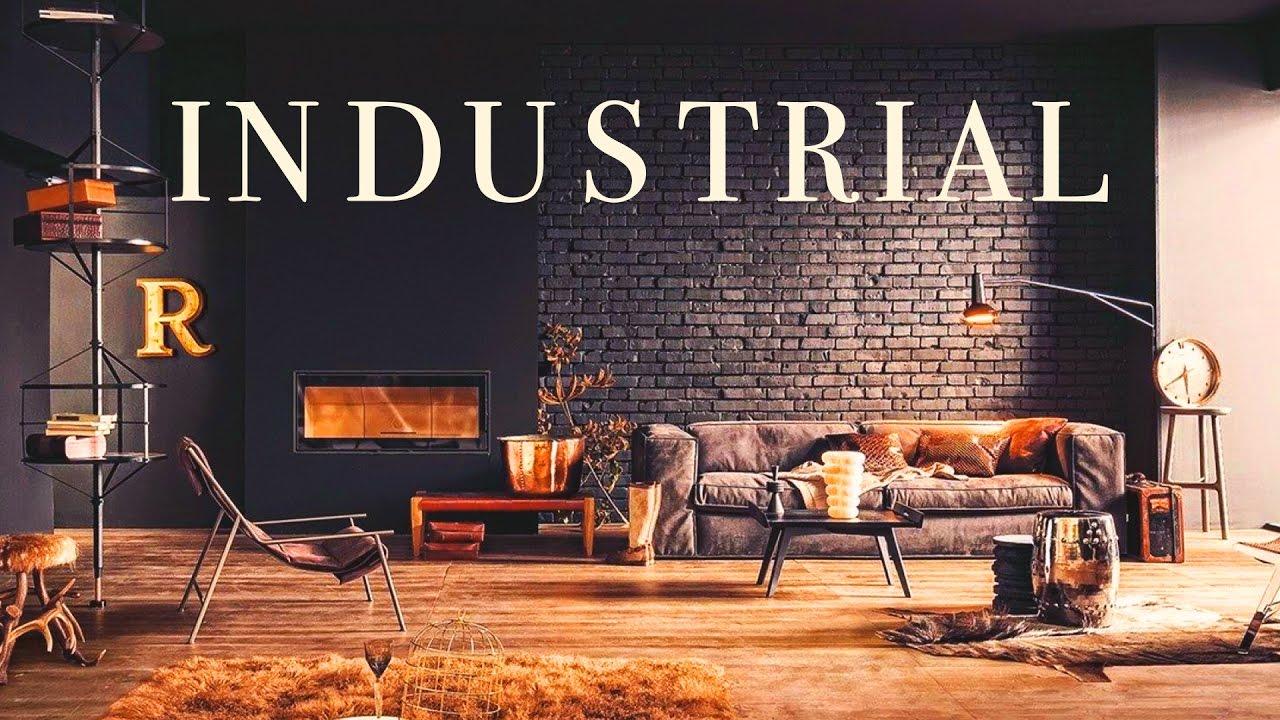 Estilo industrial o que como decorar youtube for Cofre de estilo industrial