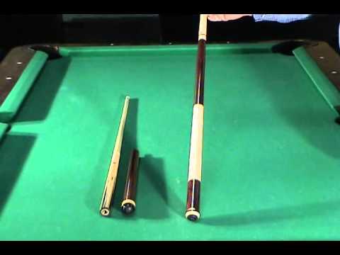 predator and mcdermott pool cues for sale