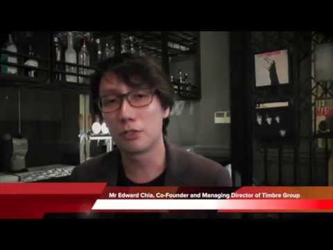 Interview: Edward Chia, Co-founder and  Managing Director, Timbre