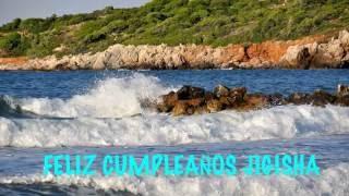 Jigisha  Beaches Playas - Happy Birthday