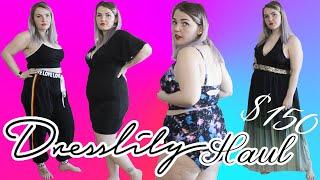 DressLily Haul & Try-On | Plus Size Haul