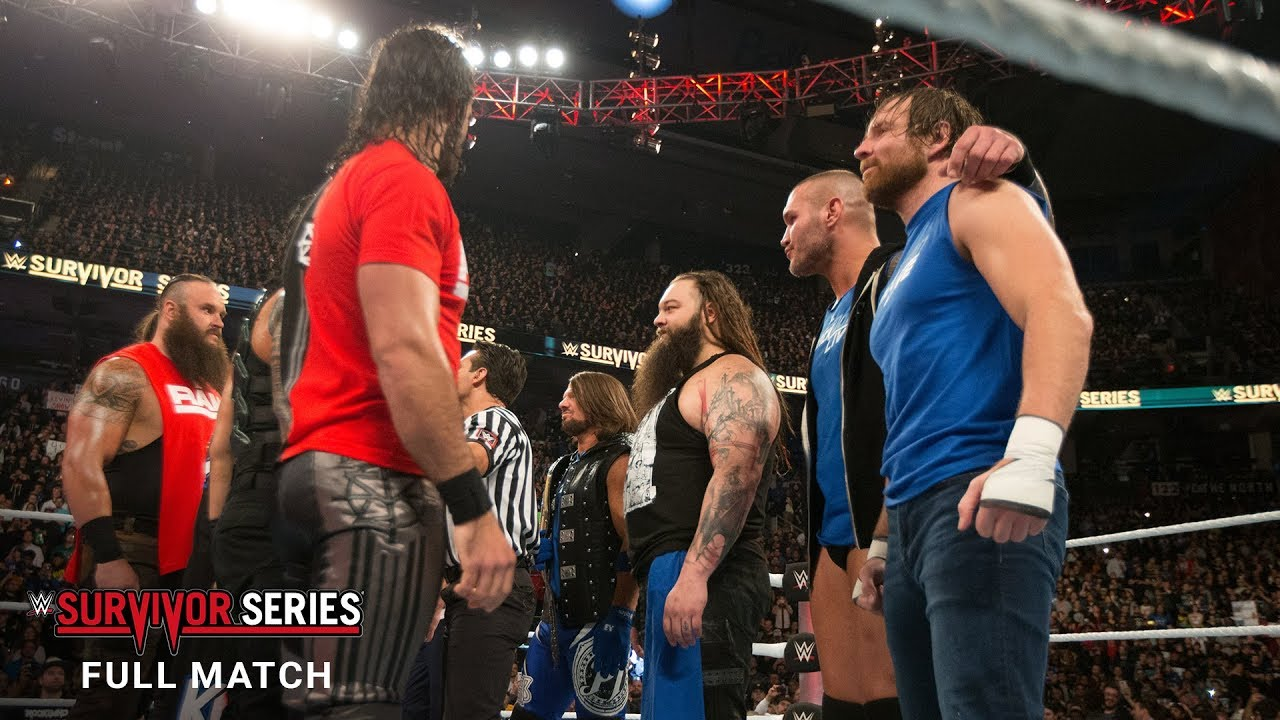 Download FULL MATCH - 5-on-5 Traditional Survivor Series Tag Team Elimination Match: Survivor Series 2016