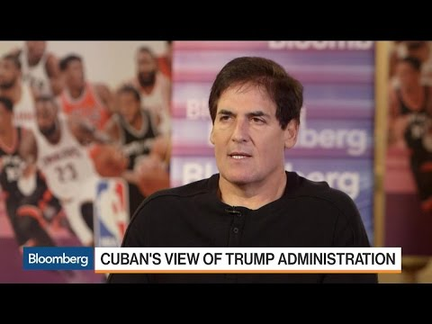 Mark Cuban Says He Wouldn't Hire Donald Trump