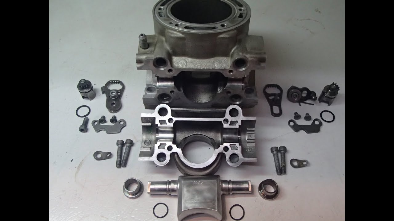 Ktm  Power Valve Assembly