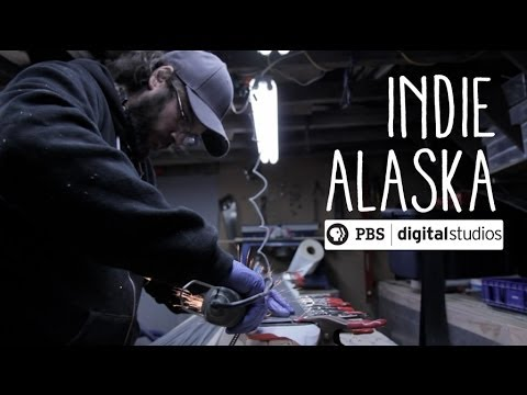 I Am A Ski Builder   INDIE ALASKA