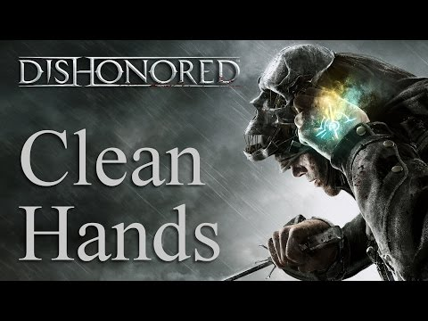 """Dishonored: all non-lethal """"assassinations""""!"""