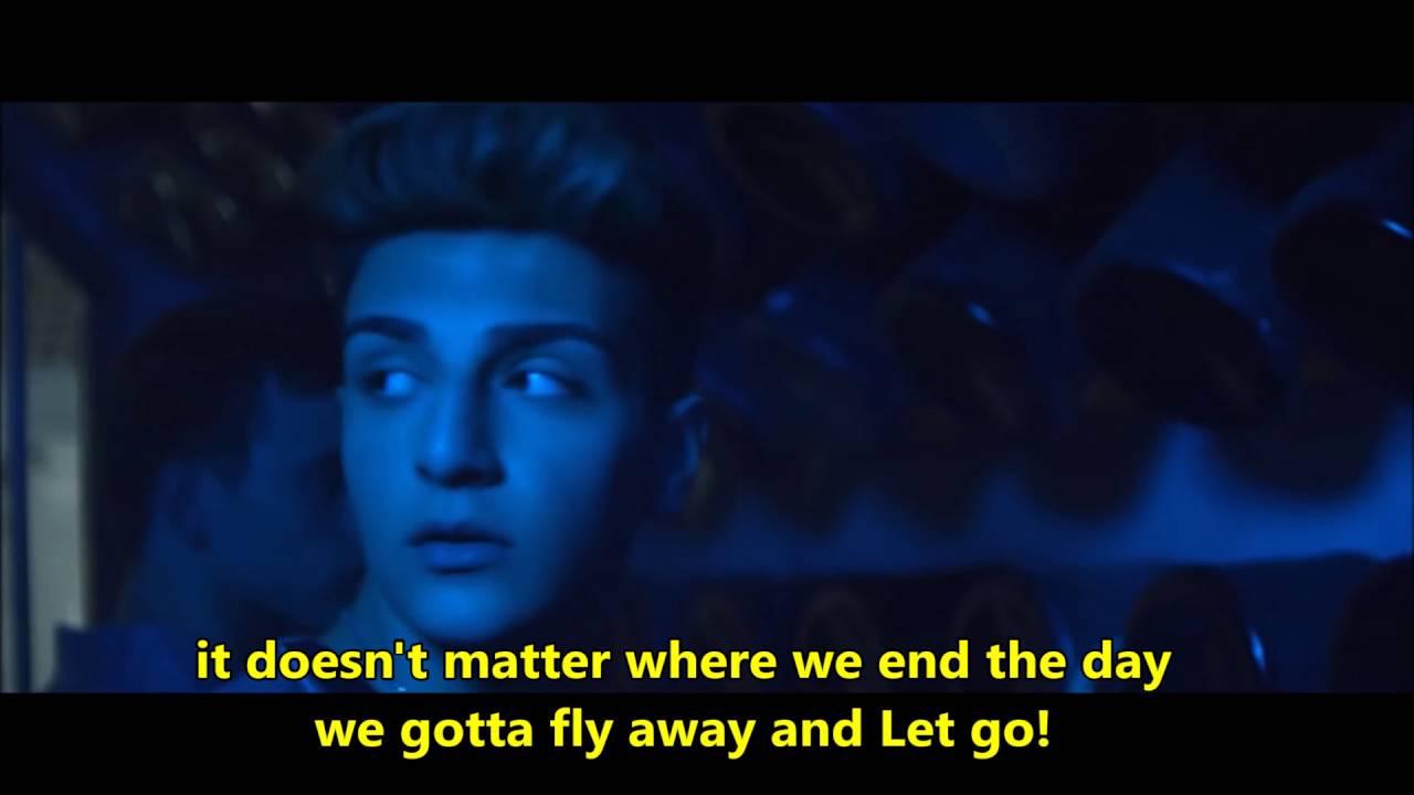 Johnny Orlando - Let Go (LYRICS) - YouTube